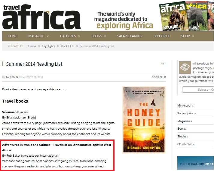 Travel Africa Magazine2
